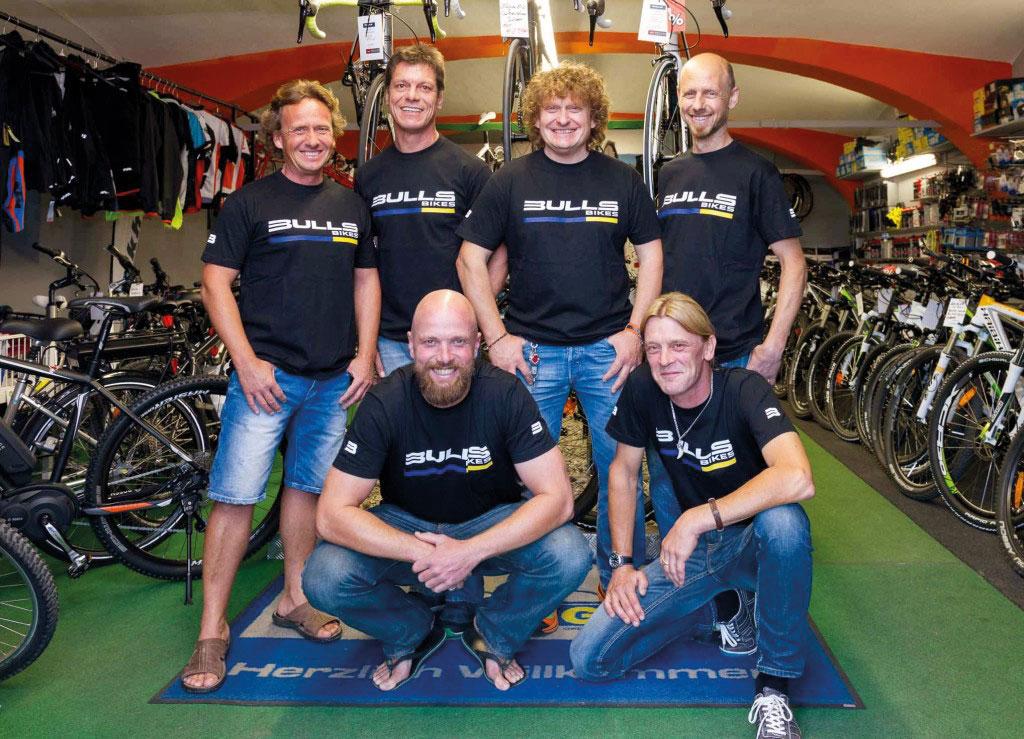 Bikeparadies Team