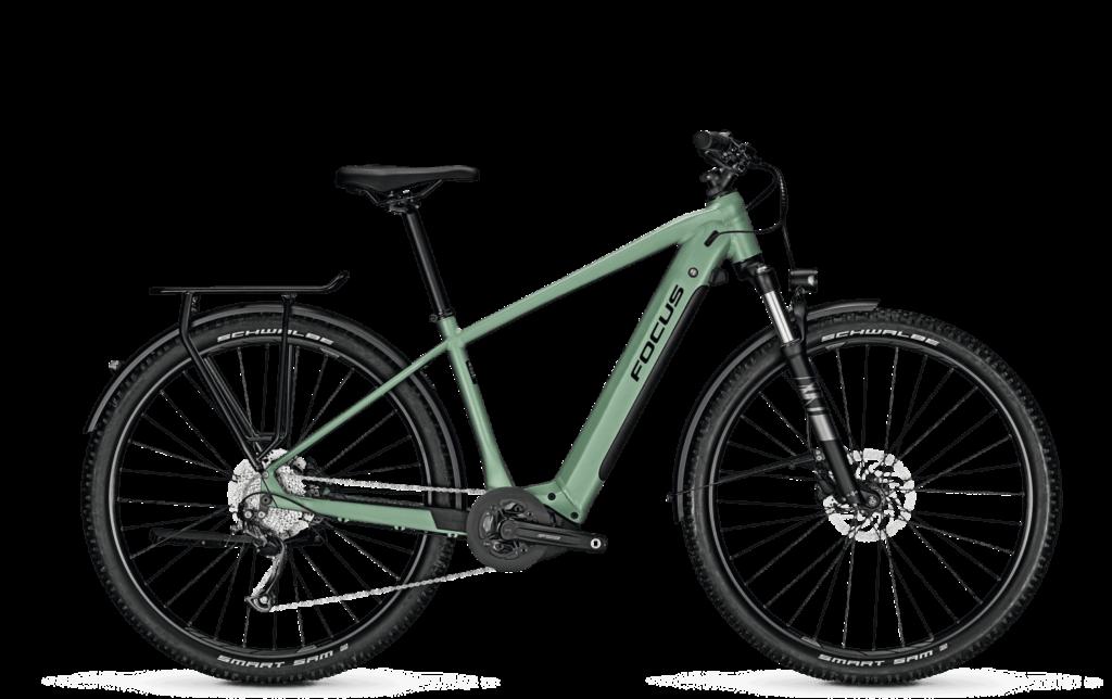 Focus Aventura² 6.7 green