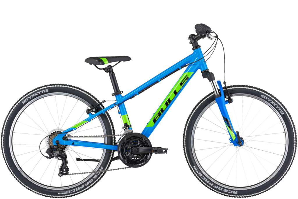Bulls Tokee 24 anodized blue